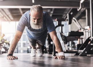 Pompki – popularne ćwiczenie fizyczne