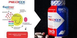 REDOX Extreme - tabletki przyśpieszające odchudzanie