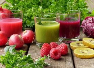 Wyciskarka pomoże urozmaicić dietę