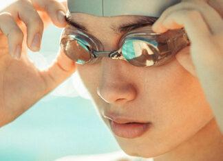 okulary startowe